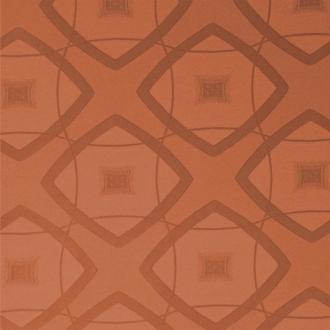 Tkanina Diana, kolor 09 terakota