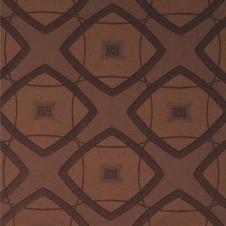 Tkanina Diana, kolor 357 brązowy