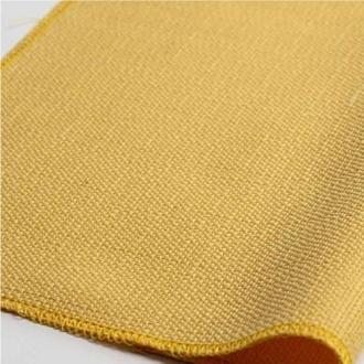 Tkanina P130, kolor 311 żółty