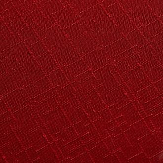 Tkanina Vera, kolor 2043 bordowy