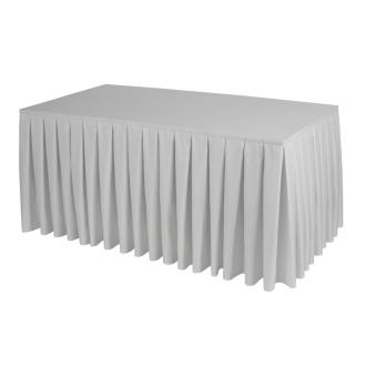 Skirtingi - falbany do stołów